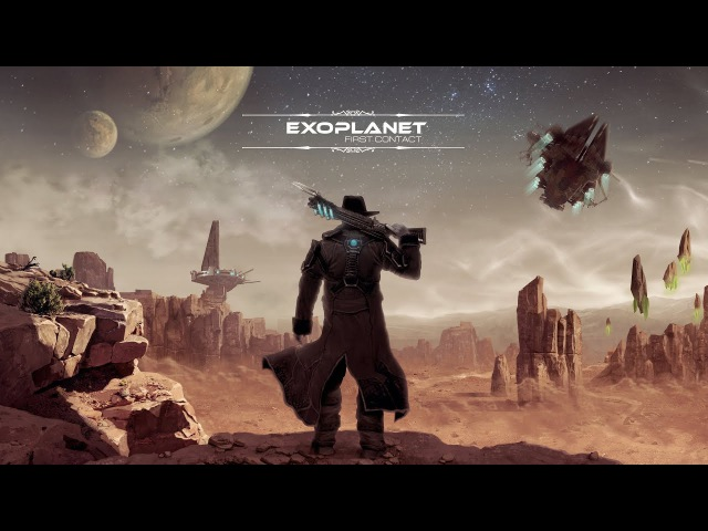 Exoplanet First Contact (2016) [Updated Steam Early Access Trailer]