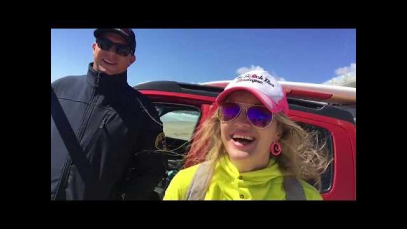 Встреча со спасателем Малибу В поисках серферов моржей