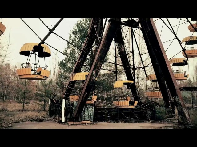 Abandoned Age Enclave by Volkor X videos of Pripyat