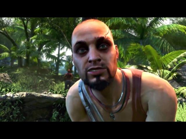Я уже говорил тебе, что такое безумие? Ваас и Джейсон Броди. Far Cry 3. 2012