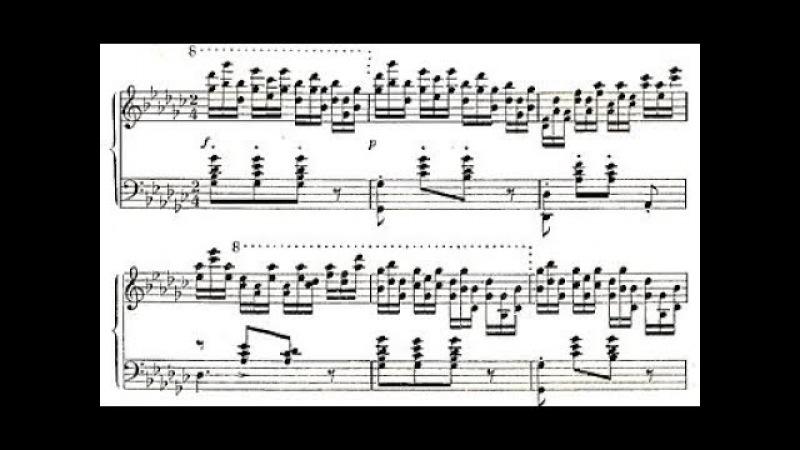 Chopin/Galston - Black keys Etude Op.10 No.5 played by Artur Cimirro