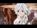 Рекламный ролик второго сезона и полнометражного аниме по франшизе Dungeon ni Deai wo Motomeru no wa Machigatteiru Darou ka