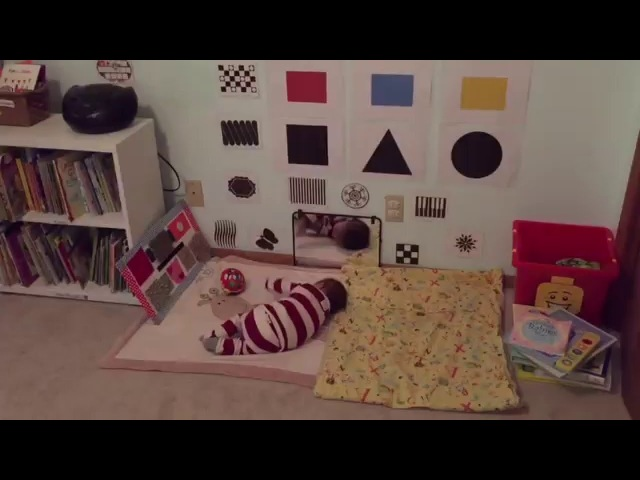 How to Create a Baby Learning Area to Promote Infant Brain Development