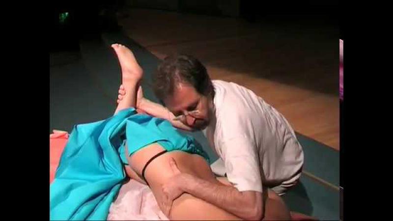 Испанский массаж Энрике Гарсия Массаж Тела