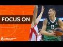 Focus on Paulius Jankunas Zalgiris Kaunas