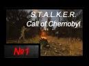 Прохождение S.T.A.L.K.E.R. - Call of Chernobyl / 1 серия