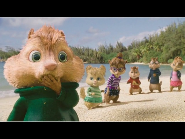 Alvin and the Chipmunks: Chipwrecked (2011) - Best Chipmunks Memorable Moments HD