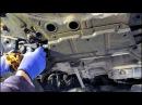 Замена втулок и стоек переднего стабилизатора Тойота Королла 2008 1 6 Toyota Corolla