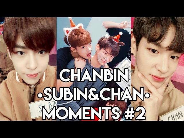 Chanbin [Chan Subin] Moments Victon Part 2