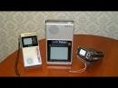 Портативные ЭЛТ телевизоры Sony FD 30A FD 40A Panasonic TR 1030P Portable TVs