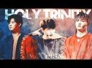 Ξ HOLY_TRINITY Ξ Mixnine ㅡ Song Hangyeom(SOC) × Lee Donghun(A.C.E.) × Kim Hyojin(ONF) 【Fmv 】