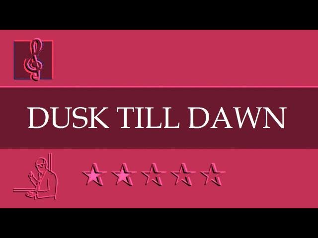 Chromatic Harmonica and Tremolo Notes Tutorial - ZAYN - Dusk Till Dawn Ft. Sia (Sheet Music)