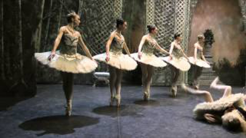 Harlem Shake English National Ballet Style HD **ORIGINAL**