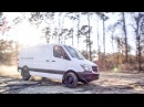 Mercedes Benz Sprinter Worker US spec W906 '2016