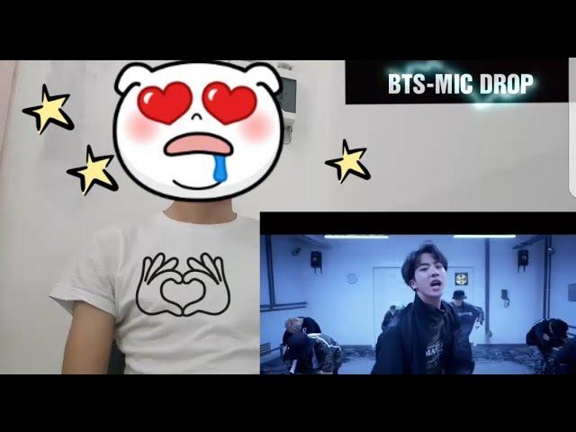 BTS - MIC DROP MY REACTION МОЯ РЕАКЦИЯ 19.01.18