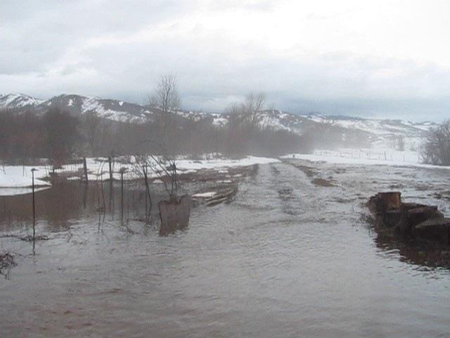 FLOODING The Idaho Hillbilly Homestead 334