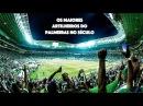 Os maiores artilheiros do Palmeiras no século