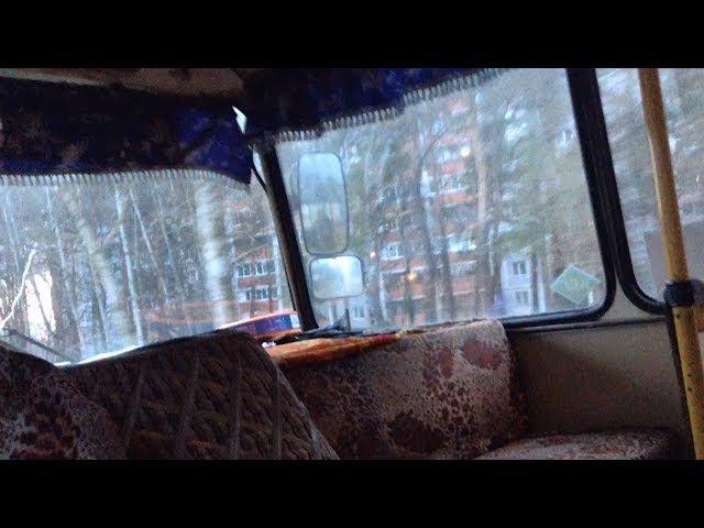 Калуга, маршрут 17: ПАЗ-32053, Н 737 ОВ 40