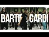 Танцы в Череповце с Юлией Князевой  Cardi B - Bartier Cardi   Танцевальный центр ЭлеФанк