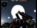 [CS:GO Zombie Escape] ze_gris_a4_7 Level 3 Win (Ended up Solo win)
