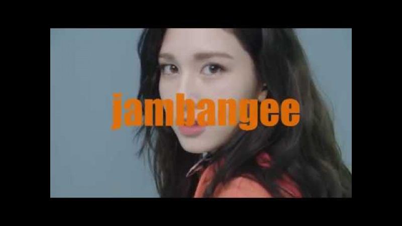 JAMBANGEE_17FW Making Flim with somi X kwontwins
