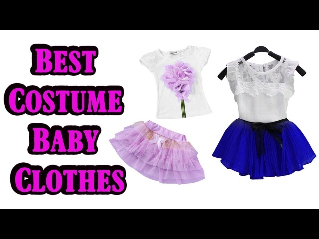 Best Costume Baby Clothes || Clothes For Girls Lace Vest T-shirt Tutu Skirt on Aliexpress