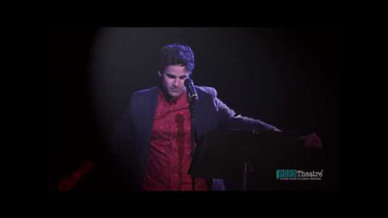 WordTheatre® In The Cosmos - Space Oddity sung by Darren Criss