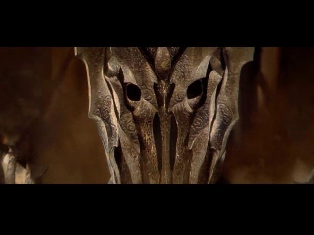 Союз людей и эльфов против Саурона и его армии   Властелин колец: Братство Кольца