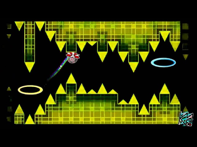 Geometry Dash - Obscurum by Bryan1150 (Demon) Complete 3 Coins (Live)