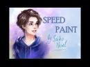 Paint Tool SAI SPEEDPAINT by Saiko Noel Спидпейнт