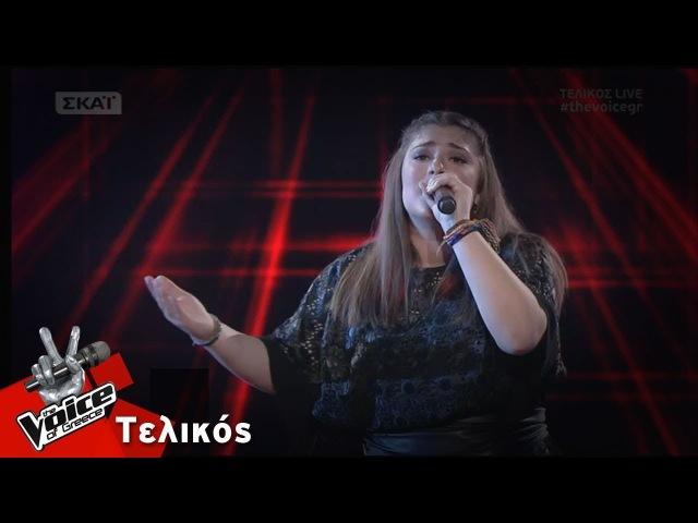 Константина Катсоянни - Αχ Ελλάδα (Manolis Rasoulis cover)