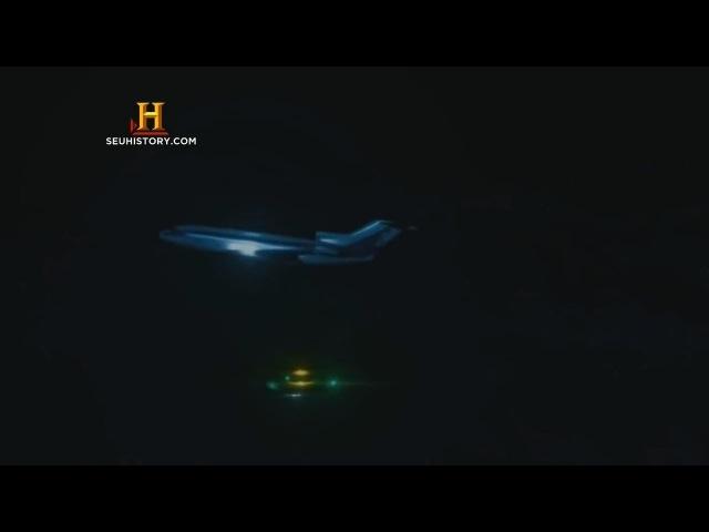 Contato Extraterrestre Óvnis e Aviões