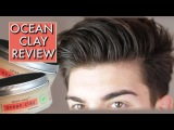 Shehvoo Ocean Clay Review + GIVEAWAY Men's Hair