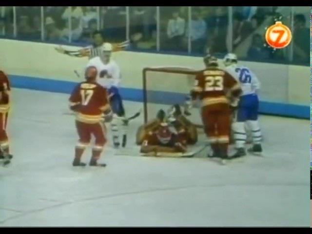 Сезон НХЛ 1982/1983. Квебек Нордикс - Калгари Флеймз