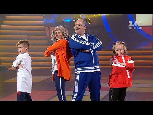 Юрій Ткач та Ілона Гвоздьова – Стріт-денс - Танці з зірками