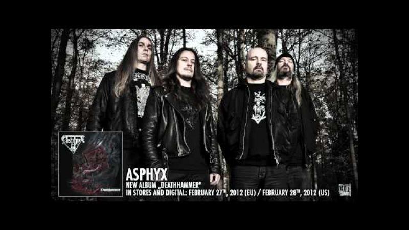 ASPHYX - Deathhammer (Official Album Track)
