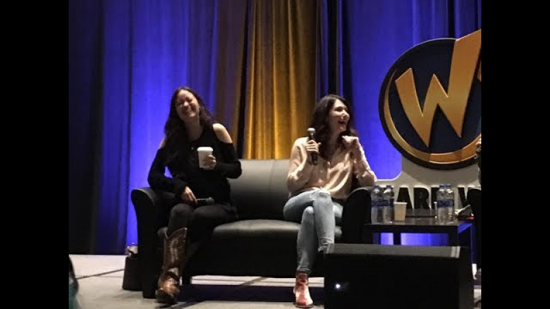Firefly panel arrival - Wizard World Austin 2017