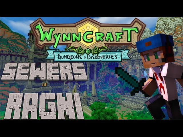 Sewers of Ragni | Wynncraft Dungeons and Discoveries Update | Quest Guide