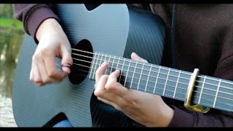 Kekkai Sensen ED - Sugar Song Bitter Steps - Fingerstyle Guitar Cover
