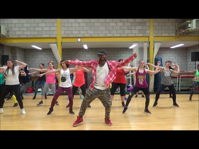 Zumba One Wine- Machel Montano Sean P