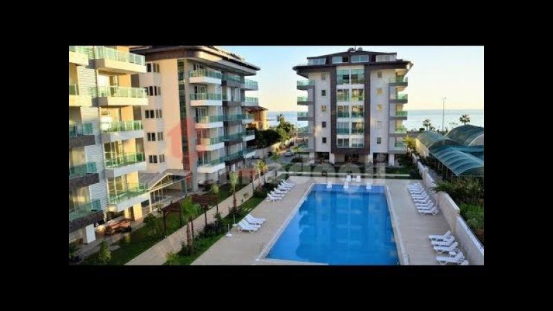Luxus Penthouse Immobilien Am Strand Alanya Kestel