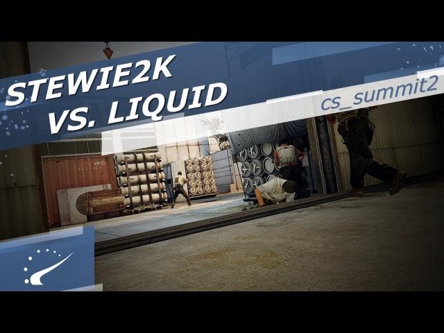 Stewie2K vs. Liquid - cs_summit 2