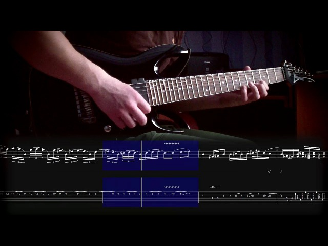 Mr Frontman with TABS by MarkS (Jack Thammarat cover) Guitar Ibanez RG7