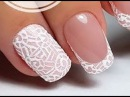 Modern and Amazing ideas for FRENCH manicure✔Nail Art Tutorial✔NEW NAIL ART COMPILATION