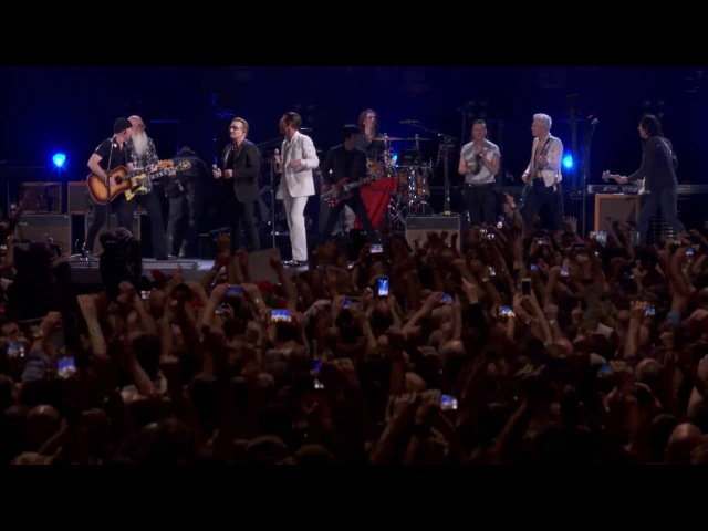 U2 Eagles Of Death Metal - People Have The Power (Live 2015) (Promo Only)