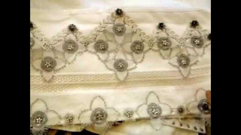 Рукоделие в Турции и мои новые идеи в вязании и начало старой вышивки цветы