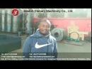 Welcome Kenyan Customers to Beston Biochar Equipment Workshop!