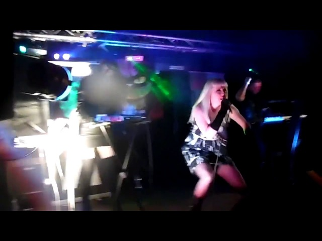 Ayria - Girl on the Floor @ Alice Wicked Tea Party 06/04/16 Wimborne