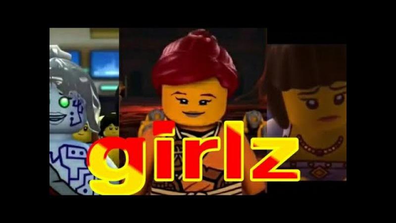 Lego ninjago nya skylor and pixal ~girlz