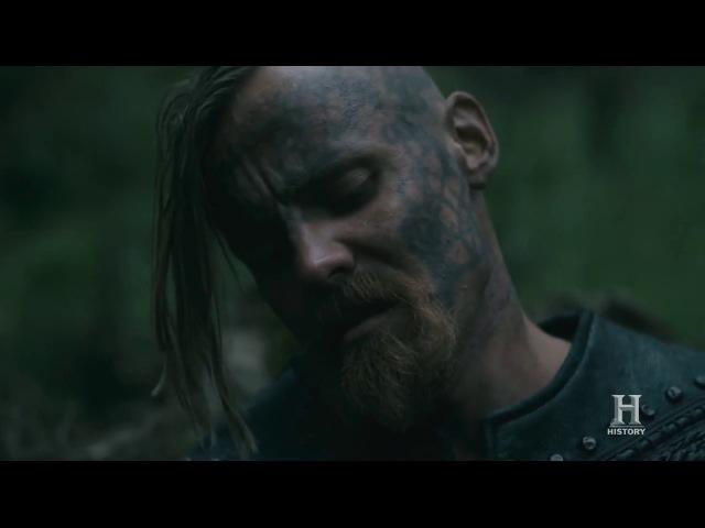Песня Викингов перед боем (Vikings s05e10) - Конунг Харальд и Хальвдан / King Harald and Halfdan